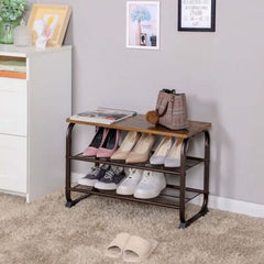 Shop hawkinswoodshop.com for discounted solid wood & metal modern, traditional, contemporary, industrial, custom & farmhouse furniture including our Ryan Industrial Shoe Bench Storage Rack.  Ask about our free nationwide freight delivery and low cost assembly services.