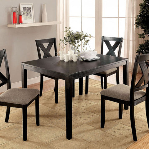 Cameron 5-Piece Hardwood Dining Room Table Set