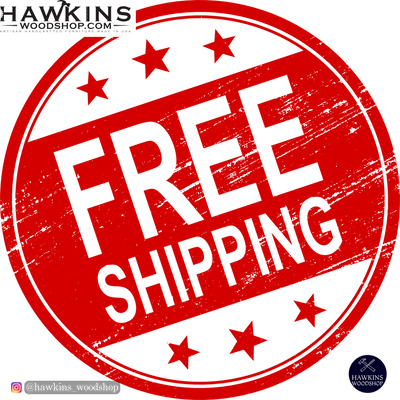Enjoy fast, free nationwide shipping!  Family owned and operated, HawkinsWoodshop.com is your one stop shop for affordable furniture.  Shop HawkinsWoodshop.com for solid wood & metal modern, traditional, contemporary, industrial, custom, rustic, and farmhouse furniture including our 5-Tier Floating Zigzag Wall Bookshelf.