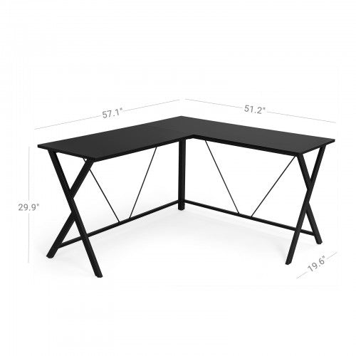 Shop hawkinswoodshop.com for discounted solid wood & metal modern, traditional, contemporary, custom & farmhouse furniture including our Black Metal Base L-Shaped Wood Desk. Ask about our free nationwide freight delivery or assembly services today.