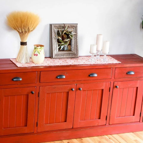 "Shop hawkinswoodshop.com for solid wood & metal modern, traditional, contemporary, industrial, custom & farmhouse furniture including our Custom Rustic Sideboard Built-to-Order- Choose Own Length x 18"" W x 36"" H.  Ask about our free nationwide freight delivery and low cost white glove assembly services."