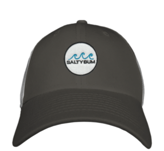 The Crashboat Two Colors Trucker Hat