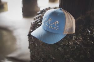 Salty Bum Logo Hat