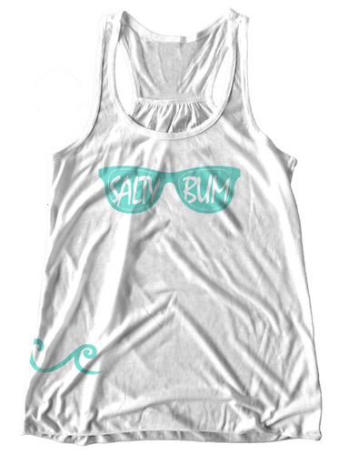 The Sunny Days Tank (White)