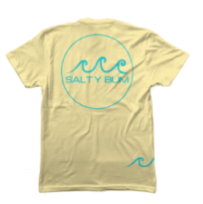 Salty Tee (Yellow)