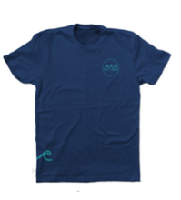 Load image into Gallery viewer, Chill Tee Cool Blue