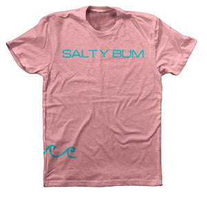 The Salty Tee (Pink)