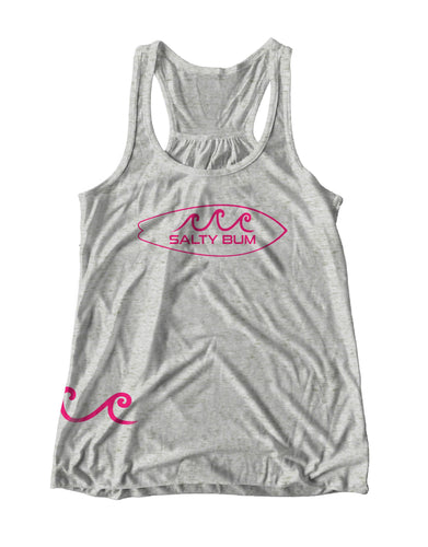 The Surf's Up Tank (Gray)