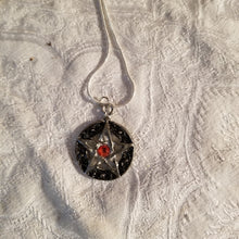 Load image into Gallery viewer, Protected Life Pentacle Amulet