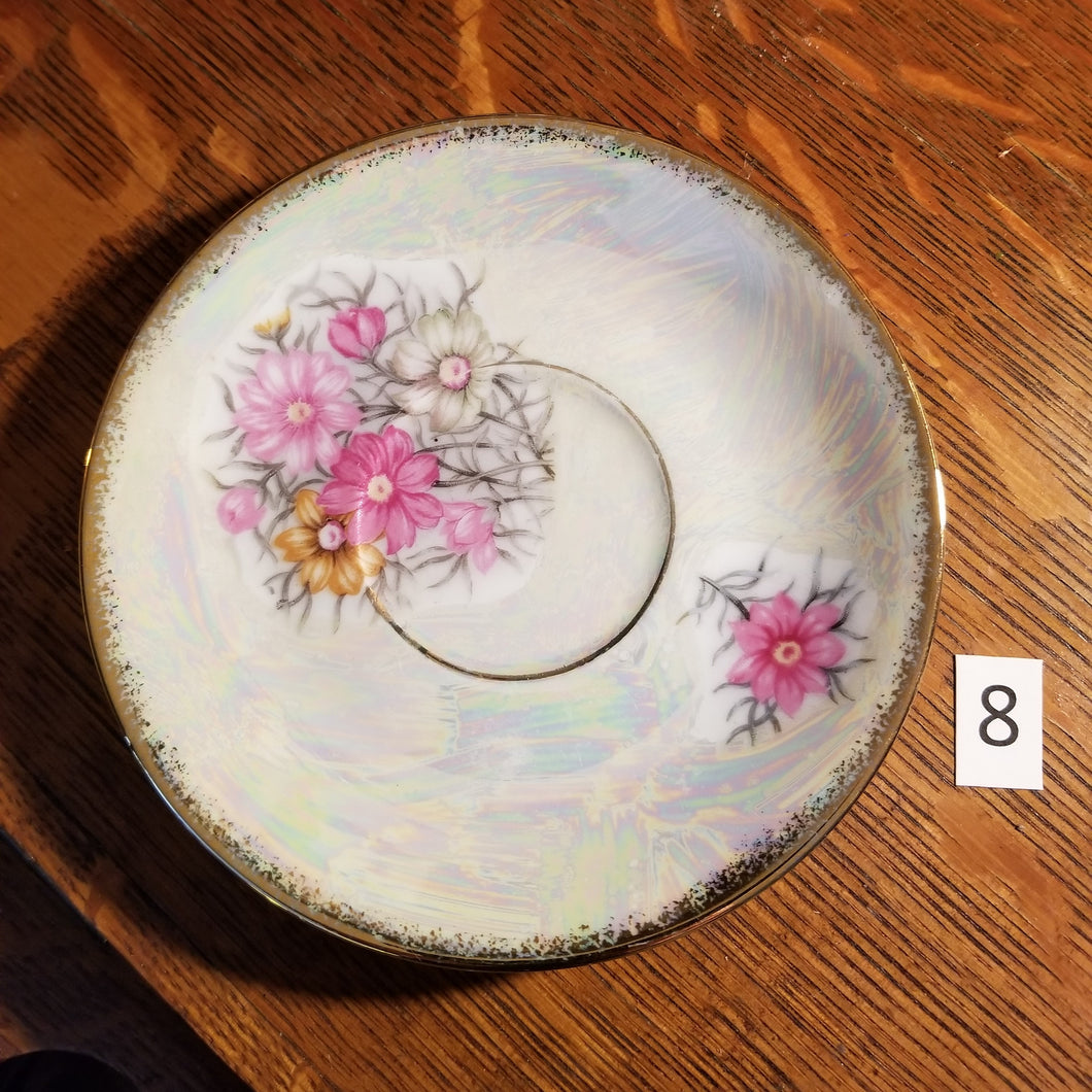 Antique China Offering Plates 8