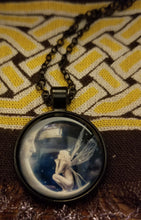 Load image into Gallery viewer, Faerie Moon Pendant