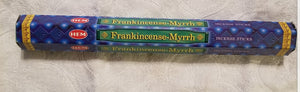 Frankincense & Myrrh Sticks