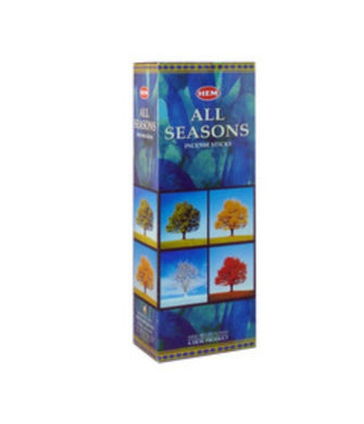 All Seasons Incense