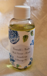 Black Currant Goddess Soothing Massage Oil