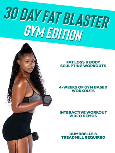 30 Day Fat Blaster: Gym Workout Program