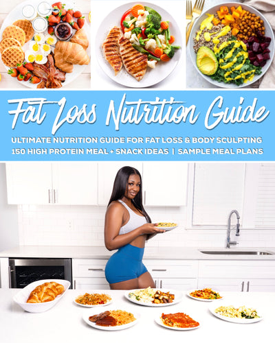 Fat Loss Nutrition Guide