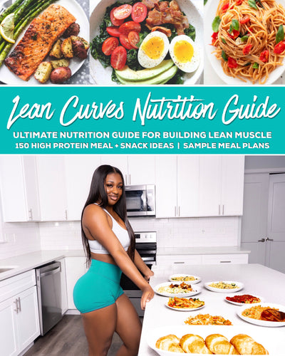 Lean Curves Nutrition Guide