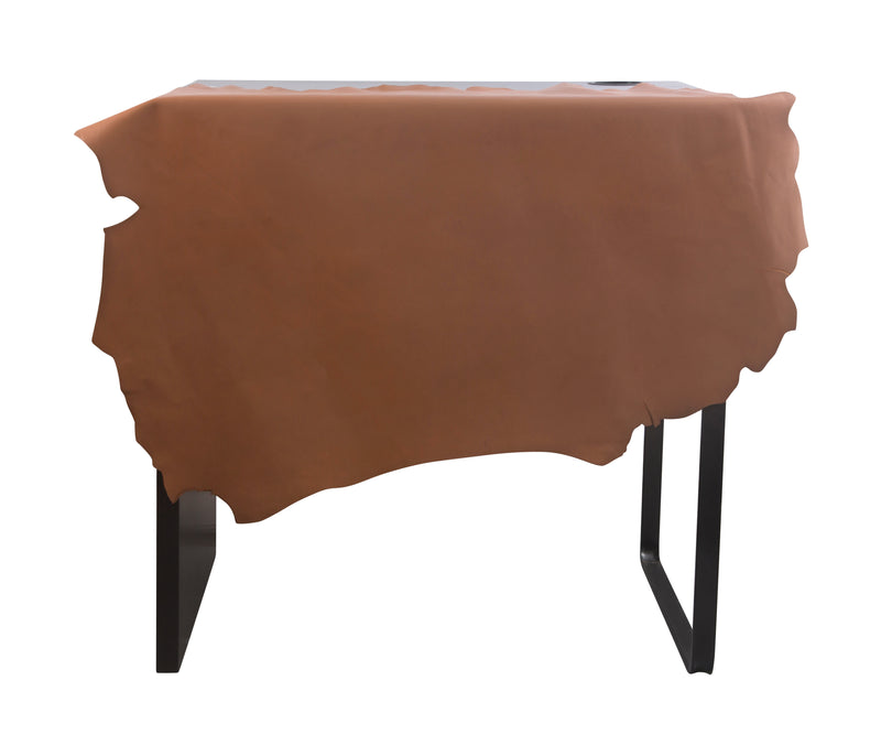 TAN LEATHER HIDE NAPPA SKIN 0.8mm