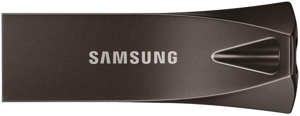 Samsung MUF-128BE 128GB 3.0 (3.1 Gen 1) USB Type-A Connector Grey, Titanium USB Flash Drive
