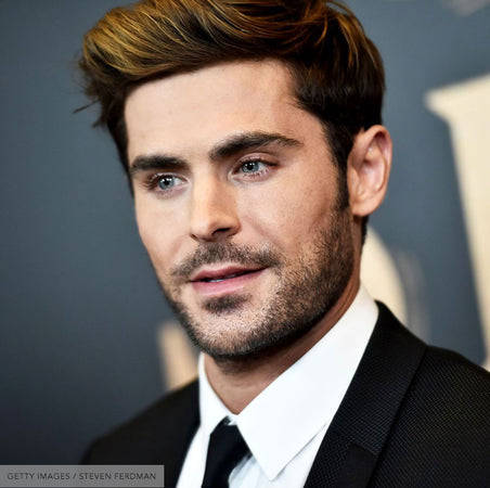 Menshealth.com Feature – How to Grow Your First Beard Just Like Zac Efron