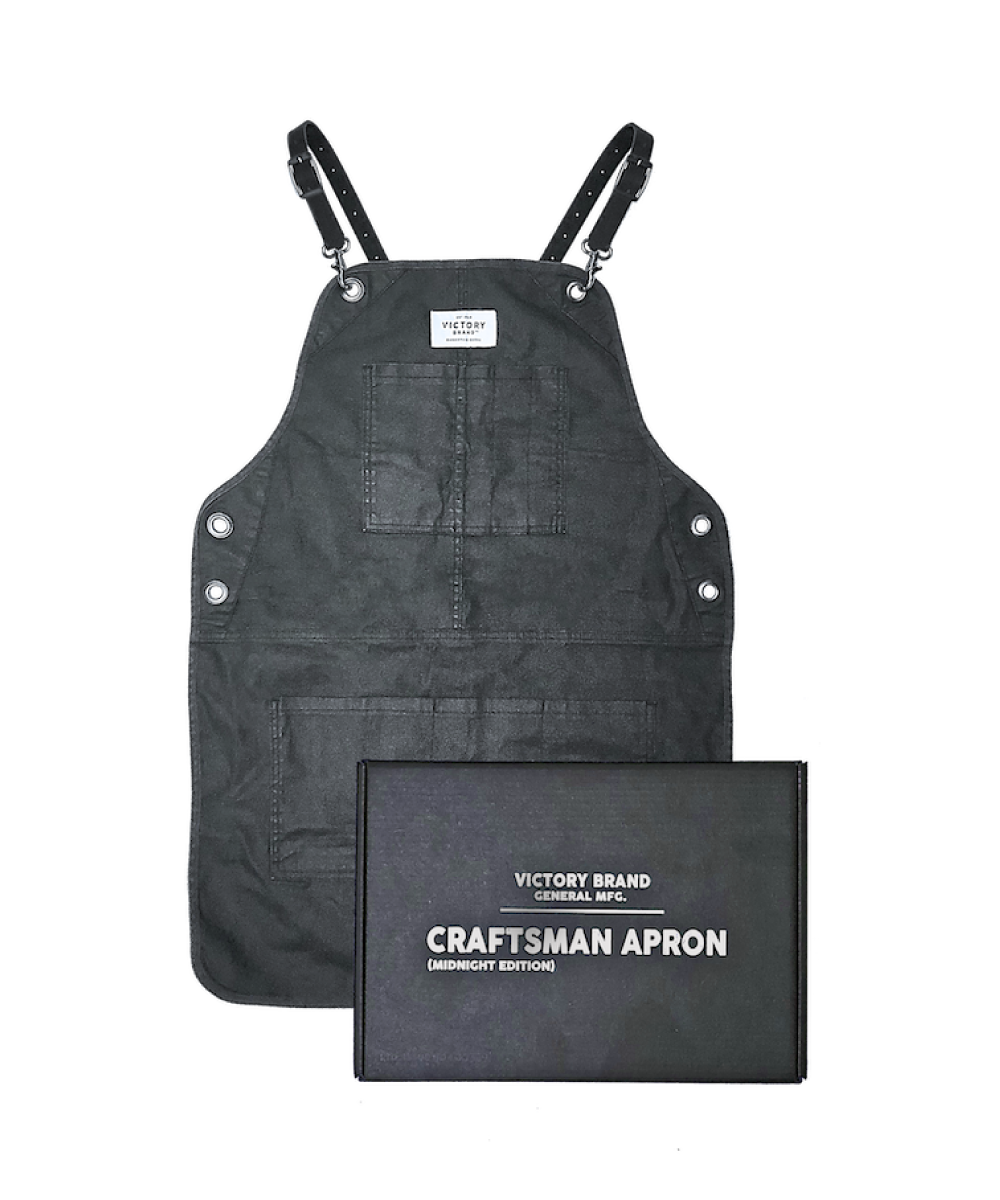 LIMITED EDITION MIDNIGHT CRAFTSMAN APRON