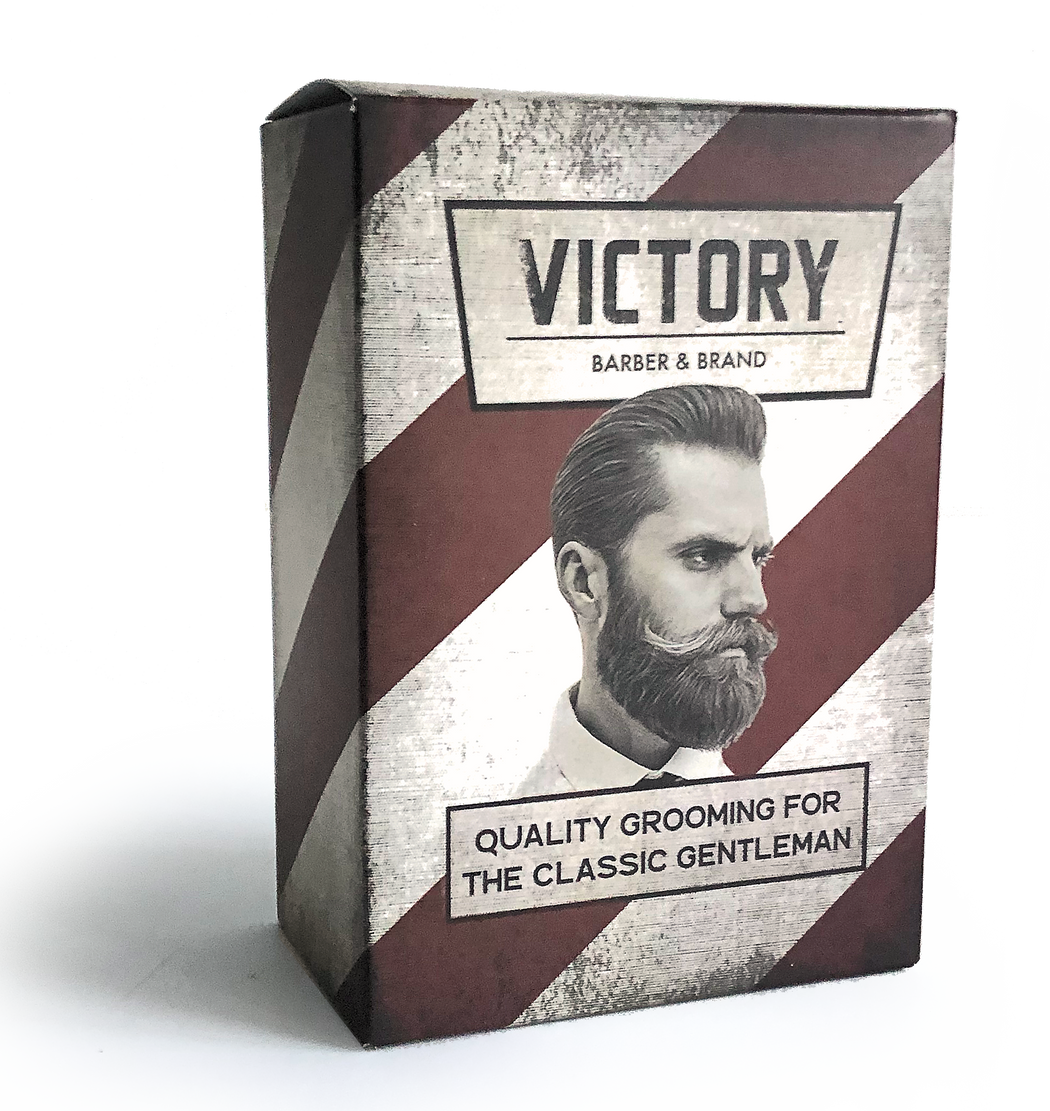 NEW Classic Gentleman's Grooming Kit (FREE WASH)