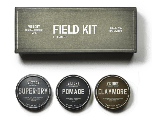 Victory Barber & Brand The Field Kit