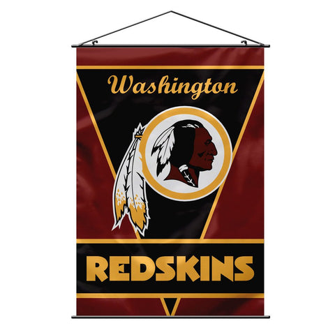 NFL WASHINGTON REDSKINS WALL BANNER
