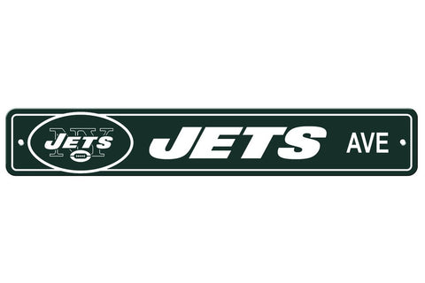 NFL New York Jets Street Sign