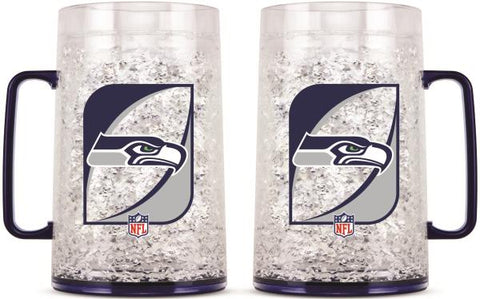 SEATTLE SEAHAWKS MONSTER FREEZER MUG - 38 OZ.