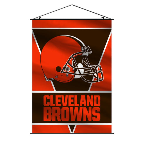 NFL Cleveland Browns Wall Banner