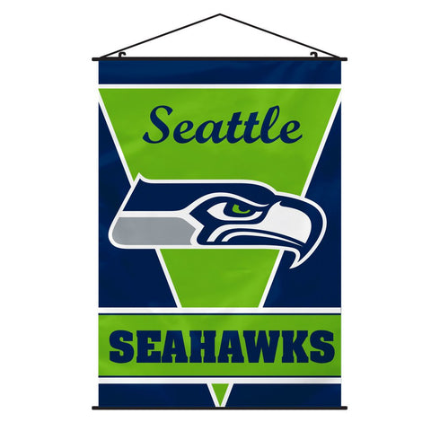 NFL SEATTLE SEAHAWKS WALL BANNER