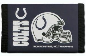 Indianapolis Colts Wallet Nylon Trifold