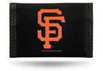 San Francisco Giants Wallet Nylon Trifold