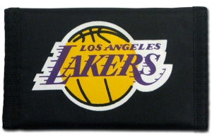 Los Angeles Lakers Wallet Nylon Trifold