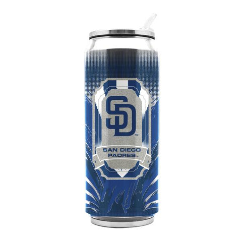 SAN DIEGO PADRES SS THERMOCAN - LARGE (16.9 oz)
