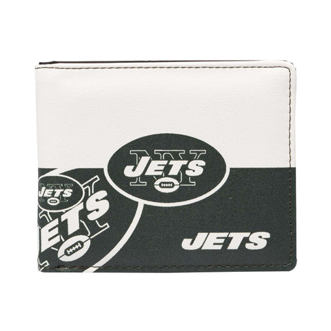 New York Jets Bi-Fold Wallet