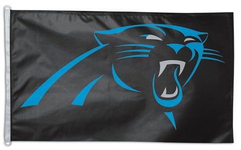 Carolina Panthers Flag 3x5