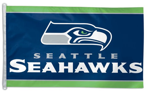 Seattle Seahawks Flag 3x5