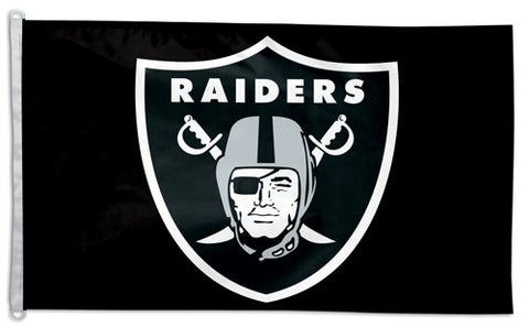 Oakland Raiders Flag 3x5