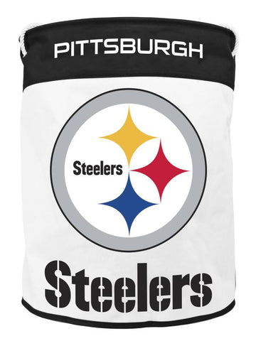 PITTSBURGH STEELERS CANVAS LAUNDRY BAG