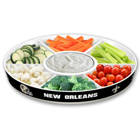 NEW ORLEANS SAINTS PARTY PLATTER