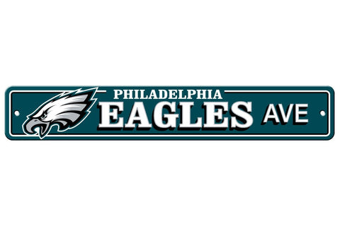 NFL Philadelphia Eagles Street Sign