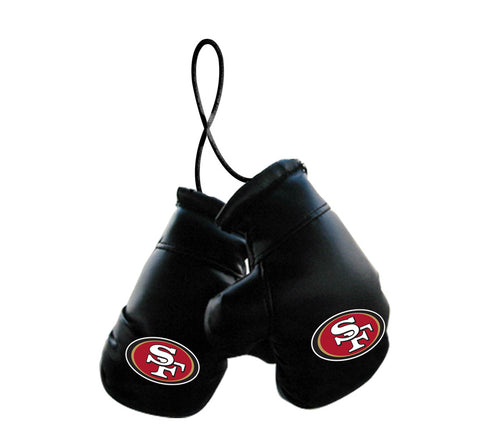 NFL SAN FRANCISCO 49ERS MINI GLOVES - 97305 - 023245973052