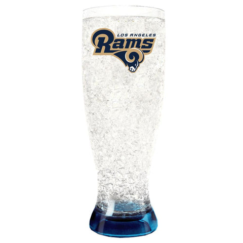 LOS ANGELES RAMS FLARED PILSNER  16-OZ.