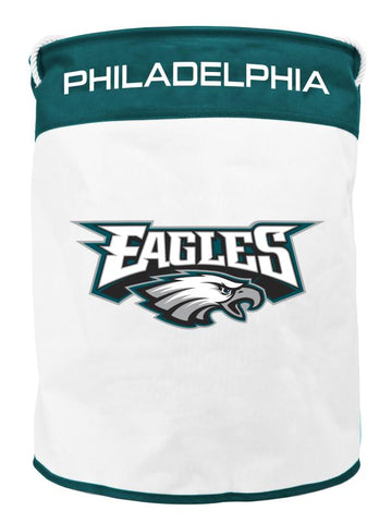 PHILADELPHIA EAGLES CANVAS LAUNDRY BAG