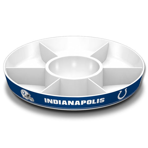 NFL INDIANAPOLIS COLTS PARTY PLATTER