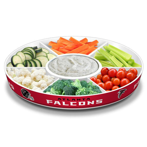 NFL Atlanta Falcons Party Platter