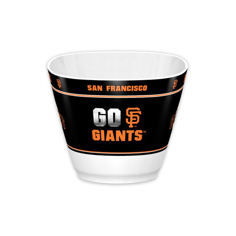 MLB SAN FRANCISCO GIANTS MVP PARTY BOWL