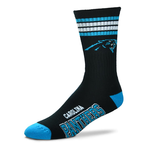 CAROLINA PANTHERS DEUCE FULL SOCKS
